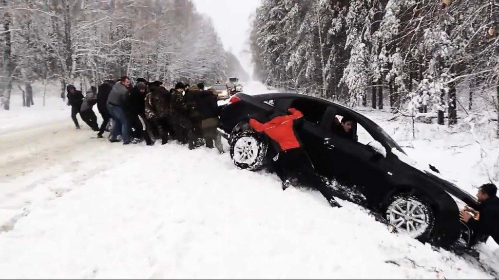 помощь на дороге Нижнего Новгорода