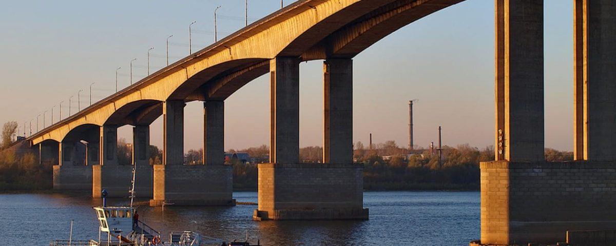 Ремонт Карповского моста